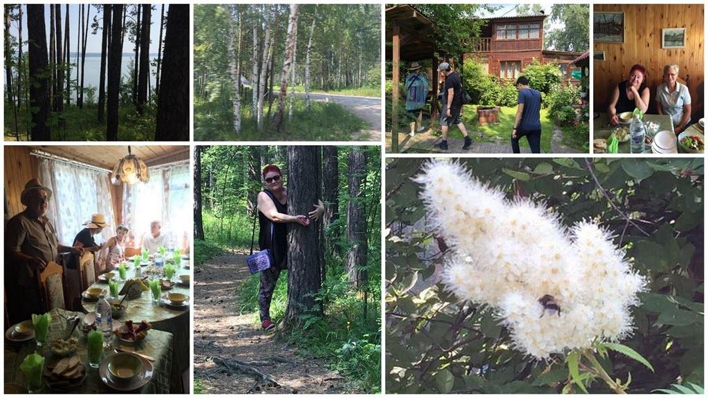 Trans Siberian Rail Tour - Siberia