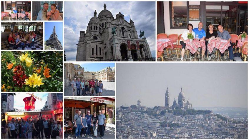 PMC Europe Tours - Paris - Part 1